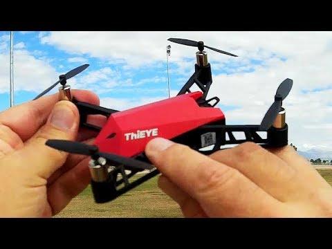 Thieye Dr.X FPV 1080p Camera Selfie Drone Flight Test Review - UC90A4JdsSoFm1Okfu0DHTuQ