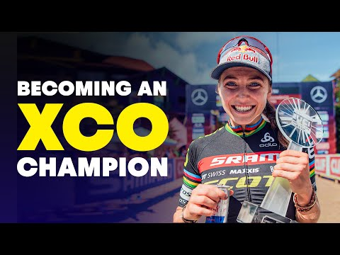 Becoming an XCO Champion | Kate Courtney's Battle for the 2019 UCI MTB World Cup Title - UCXqlds5f7B2OOs9vQuevl4A