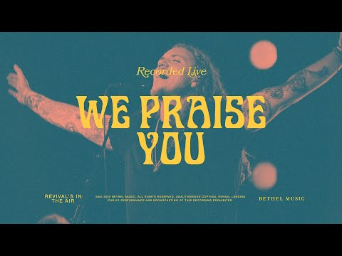 We Praise You (Live) - Brandon Lake