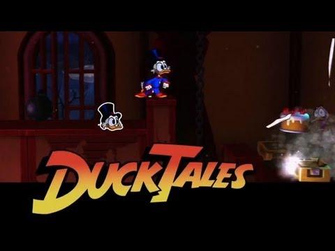 DuckTales Remastered - Reveal Trailer - UCKy1dAqELo0zrOtPkf0eTMw