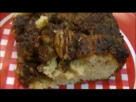 Sour Cream Coffee Cake Recipe ~ Noreen's Kitchen Basics - UCQ2sg7vS7JkxKwtZuFZzn-g