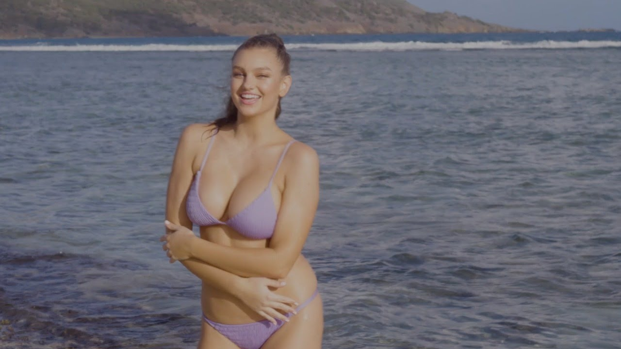 Behind The Scenes With Olivia Brower On Scrub Island