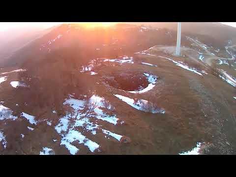 Pixhawk H frame Quadcopter (Karlık mağarası mevki)