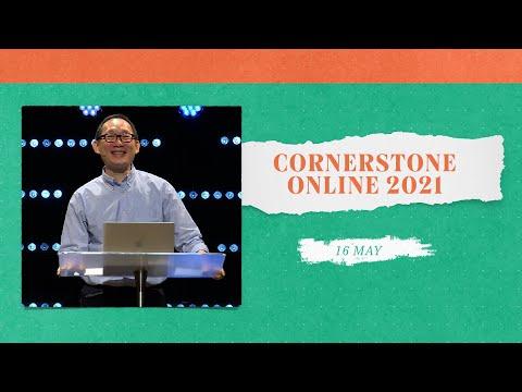 23 May 2021  A Fashion Statement  Ps. Lim Lip Yong  Cornerstone Community Church  CSCC Online