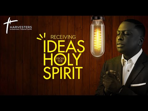 Mid Week Service: Receiving Ideas From The Holy Spirit  Pst Bolaji Idowu  25th August 2021