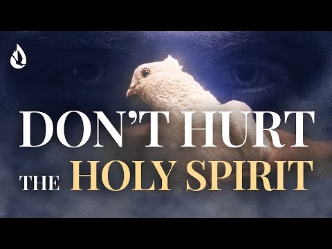 Dont Grieve the Precious Holy Spirit