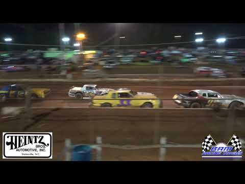 Stock V8 Feature - Sumter Speedway 6/26/21 - dirt track racing video image