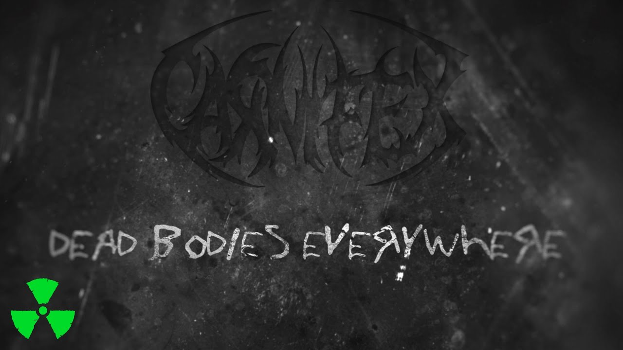 CARNIFEX – Dead Bodies Everywhere (OFFICIAL VISUALIZER)