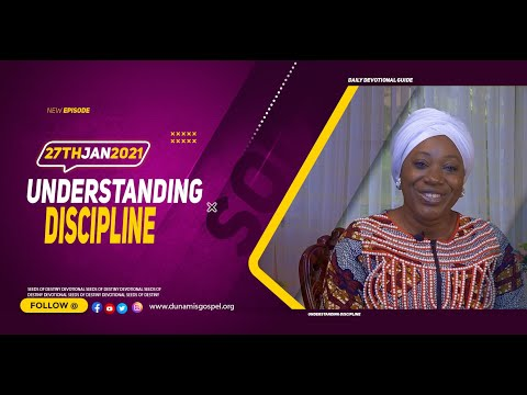 Dr Becky Paul-Enenche - SEEDS OF DESTINY  WEDNESDAY JANUARY 27, 2021