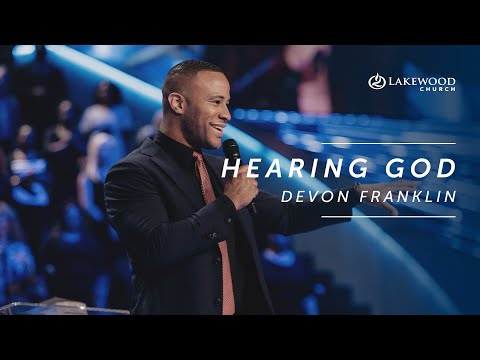 DeVon Franklin - Hearing God (2019)