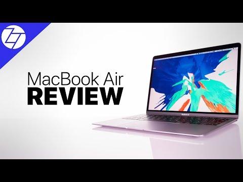 MacBook Air (2018) - FULL Review after 30 days! - UCr6JcgG9eskEzL-k6TtL9EQ