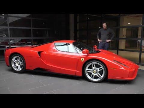 Обзор Ferrari Enzo за $3 миллиона - UCygrWx8DOPi-t14zhzelGpg
