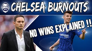 WHY FRANK LAMPARD IS NOT WINNING GAMES ! Chelsea Burnout like Klopp's early Liverpool days