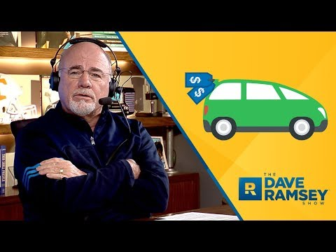 Dave Ramsey's Advice For Finding A Cheap Car