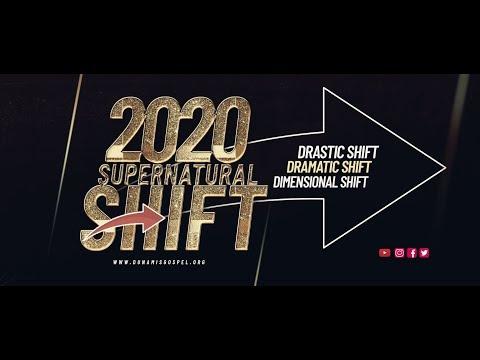 SUPERNATURAL SHIFT: 2019-2020 CROSSOVER SERVICE 31.12.2019
