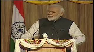 PM Shri Narendra Modi ji interact with the future of Bhutan in Royal University.