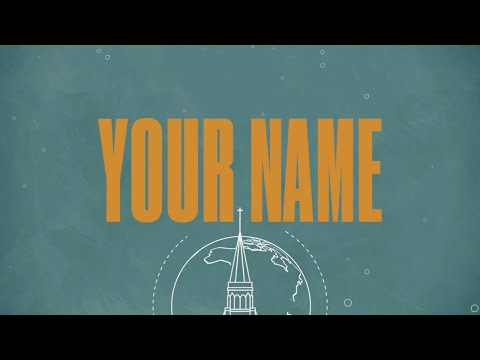Your Name (Official Lyric Video) - LIFE Worship