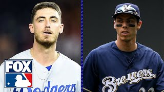 Who is the NL MVP frontrunner and Is this year's Dodgers team ready to win it all? | MLB WHIPAROUND