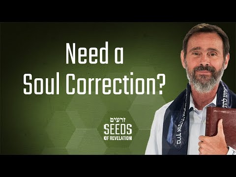 Need a Soul Correction?