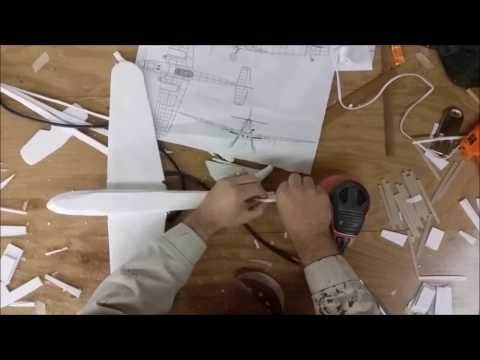 DIY Foam Glider Airplane - UCmlFtO9ObywxS4SD7_o-8ww