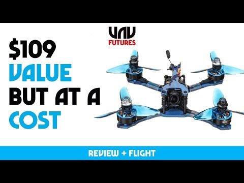 NEW MICRO EACHINE WIZARD - $109 mini BEAST! THE GOOD and the parts YOU have to FIX yourself - UC3ioIOr3tH6Yz8qzr418R-g