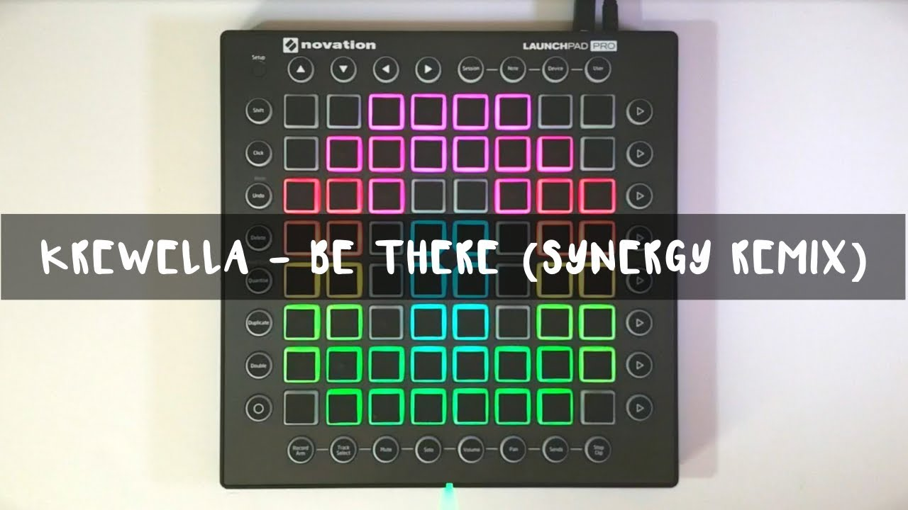krewella be there synergy dubstep remix launchpad video - launchpad fortnite remix