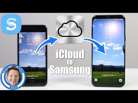 Download iCloud to Samsung With Smart Switch on Galaxy S8 - UCjMVmz06abZGVdWjd1mAMnQ