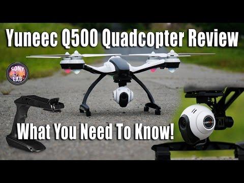 Yuneec Q500 Quadcopter Review - What You Need To Know! - UCodu8e6VMhqL_l8Q2MNpdTQ