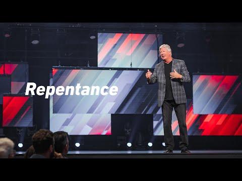 Gateway Church Live  Repentance by Pastor Robert Morris  August 15
