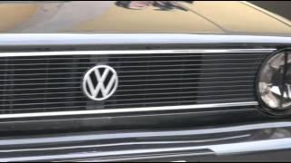 40' Anniversario VW GOLF - Stand VW fiera di Padova 25-10-2014
