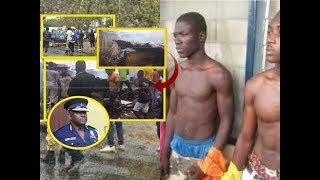 (BREAKING) 18 people arrested as c.lash in KUMASI intensifies