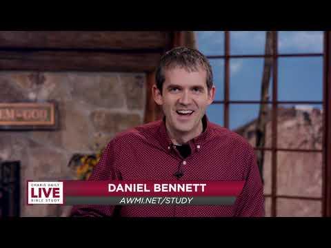 Charis Daily Live Bible Study: Daniel Bennett - September 16, 2020