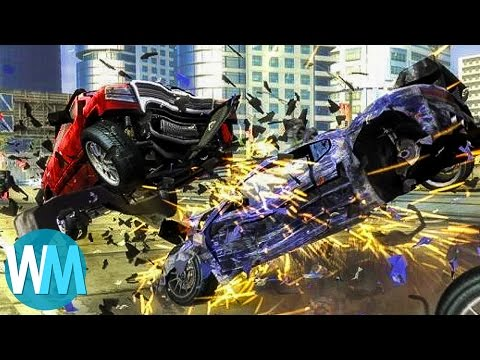 Burnout 3 Takedown: Official Video Game Trailer (PS2, Xbox