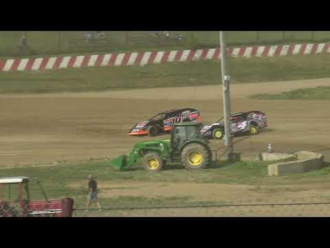 Brushcreek Motorsports Complex  7/3/21 | 21st Annual Firestorm | Sport Mod Feature - dirt track racing video image