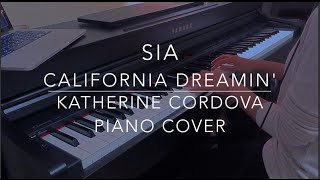 California Dreamin' (HQ piano cover)