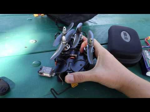 Grab N Go Fly Bag - Folding 200mm FPV quadcopter - UCTkpeicFNBuHJCvp4LZEuvw