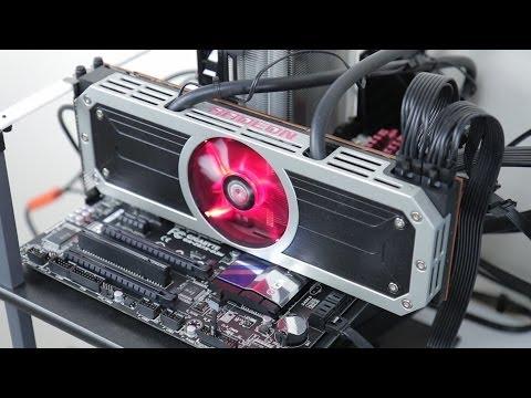 Ready for 4K? AMD Radeon R9 295X2 Review - UCXGgrKt94gR6lmN4aN3mYTg