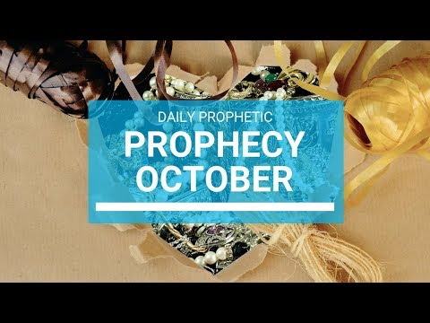 Prophetic Word for October 2019