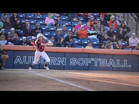 A highlight reel of Auburn Softball's two victories over the College of Charleston the on March 4 and March 5 2017.