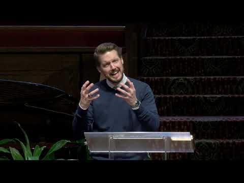 Sermon - 02/14/2021 - Pastor Ben Anderson - Christ Church Nashville