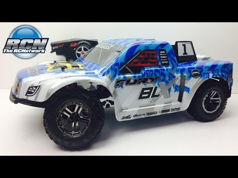 Arrma Fury BLX - Brushless 1/10th Scale ShortCourse RTR - Unboxed - UCSc5QwDdWvPL-j0juK06pQw