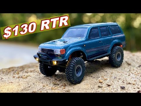 BEST Performing Mini Crawler Is Only $130 4X4 Electric RC Truck - TheRcSaylors - UCYWhRC3xtD_acDIZdr53huA