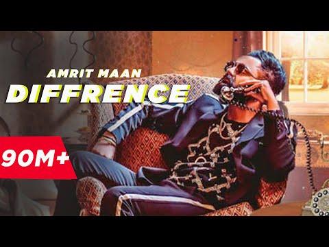 DIFFERENCE Lyrics : Amrit Maan