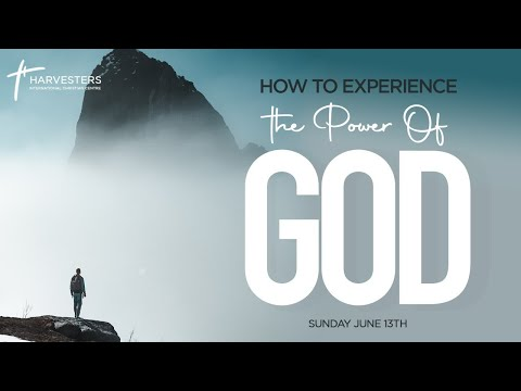 How To Experience The Power Of God (message only)  Pst Bolaji Idowu