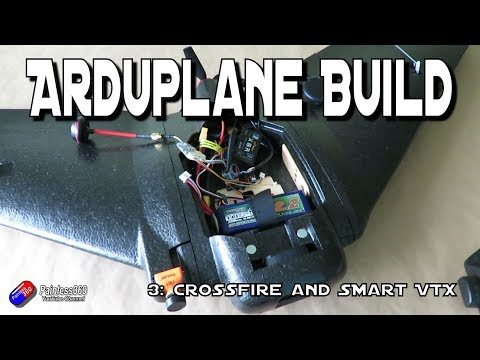 ArduPlane/AR Wing/Matek F405-Wing Build: Crossfire and Unify EVO Smart VTX setup - UCp1vASX-fg959vRc1xowqpw