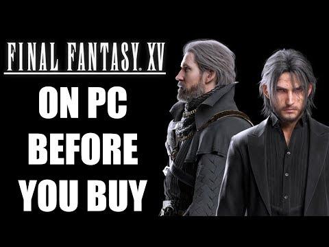 Final Fantasy XV PC Gameplay With Gordon Freeman Mod - IGN Plays