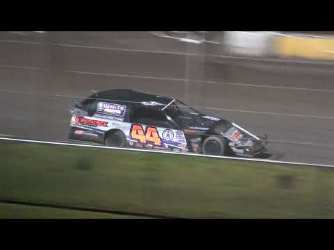 Modified Feature - Cedar Lake Speedway 08/21/2021 - dirt track racing video image