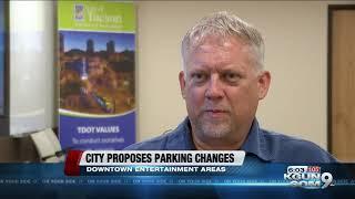 City of Tucson considering extending parking meter hours