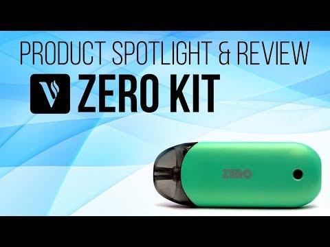 Renova Zero Pod System by Vaporesso [Vape How To/Review] - VidVui