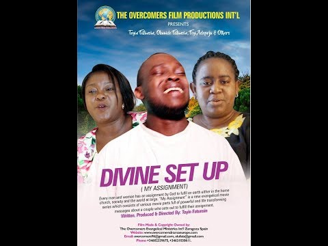 DIVINE SET UP FULL MOVIE